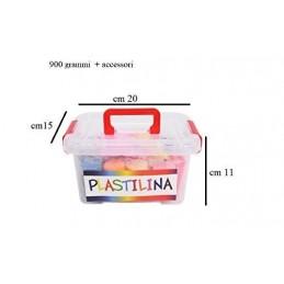 PLASTILINA BAULE 900GR0 EOL