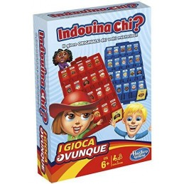 TRAVEL INDOVINA CHI B1204 HASBRO