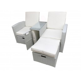 SET GIARDINO TWIN LOVE SM...