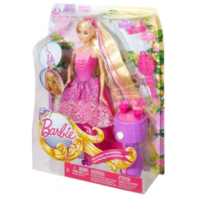 BARBIE CHIOMA FAVOLOSA DKB62 MATTEL