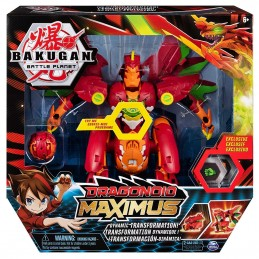 BAKUGAN DRAGON MAX.51243 SPINMASTER