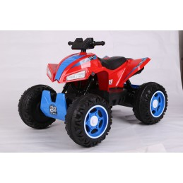 QUAD ATV 4X4 12V ROSSO...