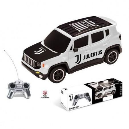 JEEP AUTO RENEGR RADIOCOMANDATO JUVE 63555 MONDO