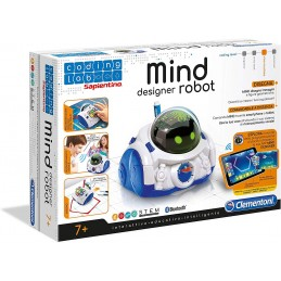 MIND ROBOT EDUCATIVO INTELLIGENTE 12087 CLEMENTONI