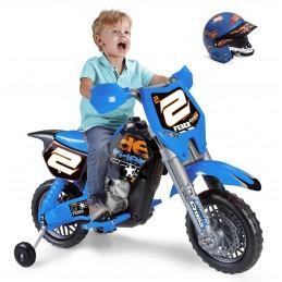 MOTO CROSS ALPHA 6V CON...