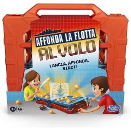 AFFONDA LA FLOTTA AL VOLO...