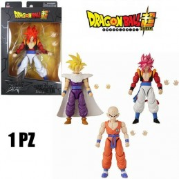 DRAGON BALL PERSONAGGI ASSSORTITI 17CM 04147 BANDAI