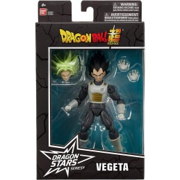 DRAGON BALL VEGETA 17CM 04739 BANDAI