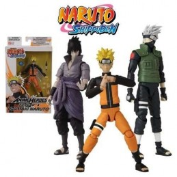 NARUTO PERSONAGGI ASSORTITI 17CM 04644 BANDAI