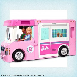 CAMPER SOGNI DI BARBIE NEW...