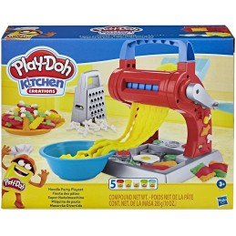 PLAYDOH SET PASTA E7776 HASBRO