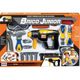 BRICO JUNIOR TRAPANO B/O 10977 RSTOYS