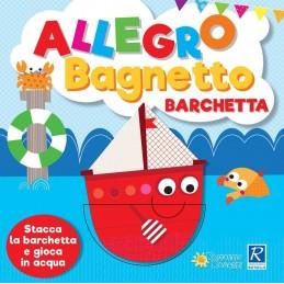 LIBRO ALLEGRO BANGO BARCHETTA RAFFAELLO