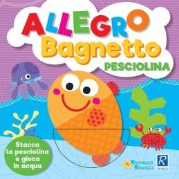 LIBRO ALLEGRO BANGO PESCIOLINA RAFFAELLO