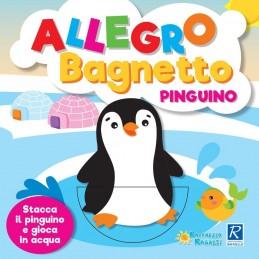 LIBRO ALLEGRO BANGO PINGUINO RAFFAELLO