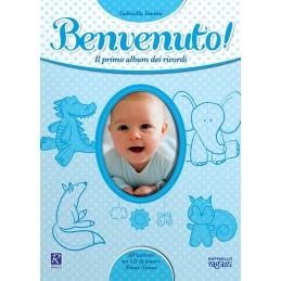 LIBRO PRIMO ALBUM BENVENUTO RAFFAELLO