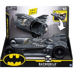 BATMAN BATMOBILE 2 IN 1...