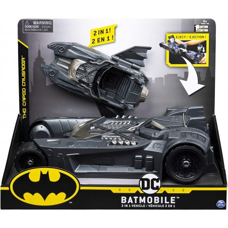 BATMAN BATMOBILE 2 IN 1 55952 SPINMASTER