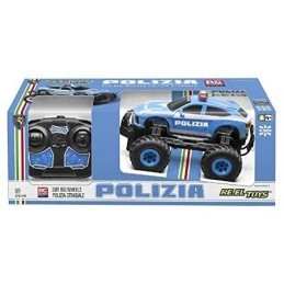 SUV BIG WHEELS POLIZIA 2276...