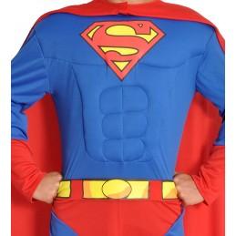 ABITO SUPERMAN CON MUSCOLI...