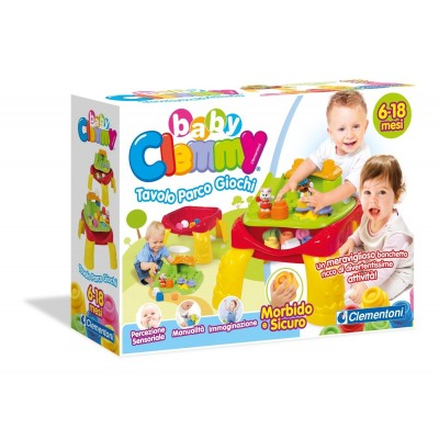 CLEMMY TAVOLO PARCO GIOCHI 14829 CLEMENTONI
