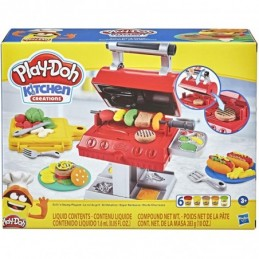 PLAYDOH BARBECUE F0652 HASBRO