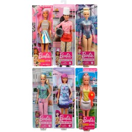 BARBIE CARRIERE DVF50 MATTEL