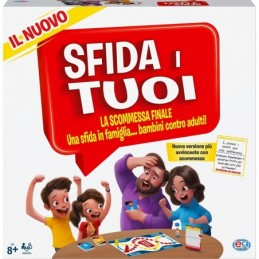 SFIDA I TUOI SCOMMESSA...
