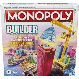 MONOPOLY BUILDER F1696 HASBRO